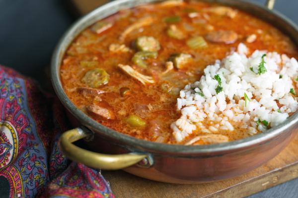 Gli incredibili sapori della cuisin créole