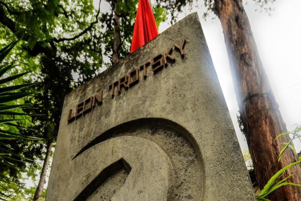La casa museo di Leon Trotsky