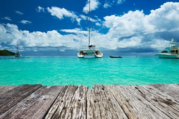 Attorno ai mari delle Seychelles