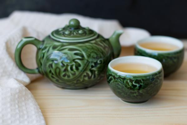In una tazza di tè