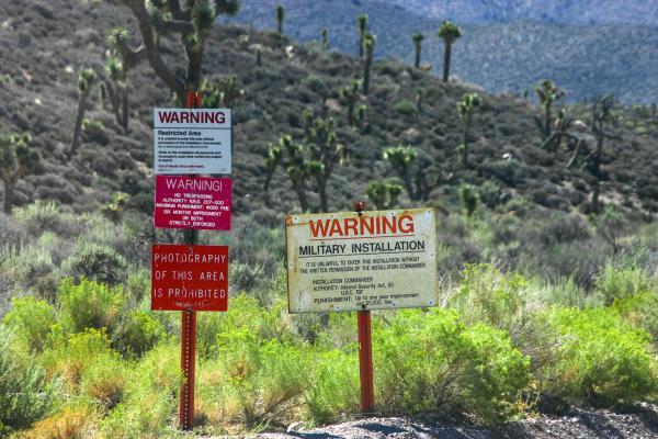 Area 51... dove gli States sono degli UFO!