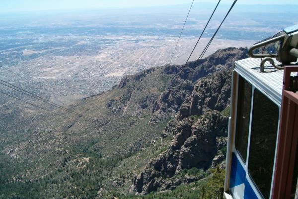 Sopra i cieli di Albuquerque