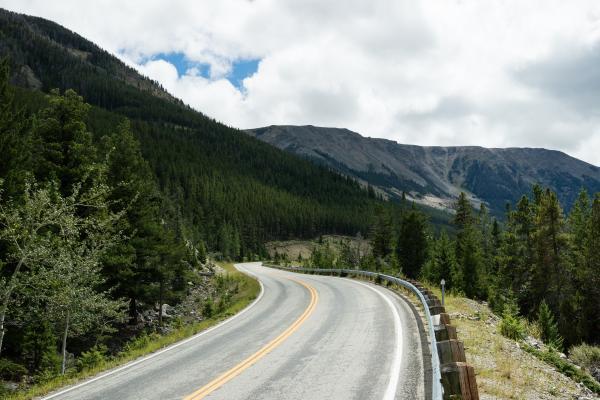 La strada più bella d'America!