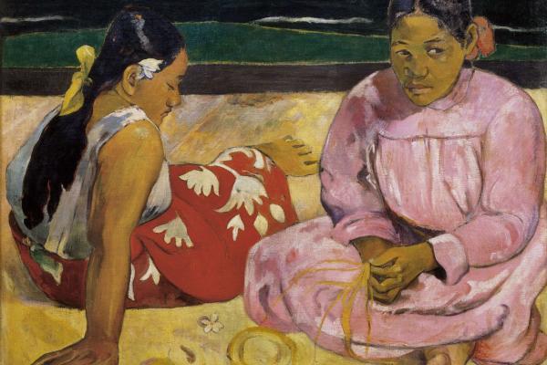 La Tahiti di Gauguin