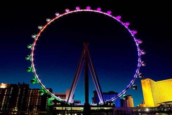 La ruota panoramica più alta del mondo!