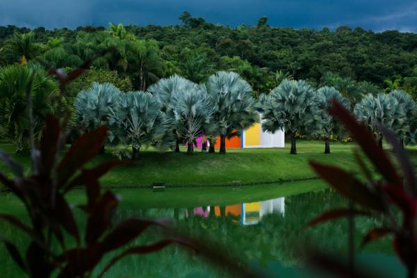 Invito nel giardino dell'arte